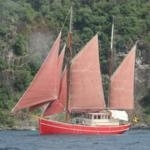 VENDIA (DNK)<br/>Gaff rigged ketch 70' 1943