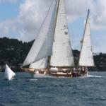 ARRLUUK (USA)<br/> Herreshoff design Ketch 66' 1997