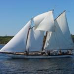 AVENGER (CAN)<br/> Gaff schooner 47' 1967