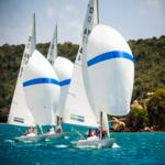 DRAGON 3 (ANU)<br/>Skipper Rocco Falcone, Antigua YC