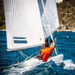 DRAGON 5 (ITA)<br/>Skipper Vittorio Zaoli, San Remo YC
