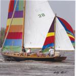 DRIFT (USA) <br/> Marconi yawl 31' 1963
