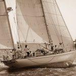 HILARIA (FR)<br/>Stephens Abeking Rasmussen yawl 55' 1965