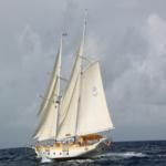 MARIE DES ISLES (UK) <br/> Topsail schooner 67' 1986