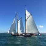 SEVERINE (FRA)<br/>Alden gaff schooner 54' 1993