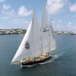 SPIRIT OF BERMUDA (BER)<br/> 3-Masted schooner 116′ 2006