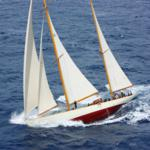 SUMURUN (USA) <br/> William Fife ketch 118' 1914