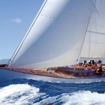CHLOE GISELLE (UK)<br/>Sean McMillan Spirit sloop 65' 2015