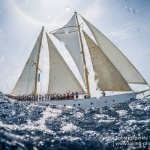 CHRONOS (NED) <br/>Klaus Roder Staysail Ketch 157′ 2012
