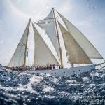 CHRONOS (NED) <br/>Klaus Roder Staysail Ketch 157′ 2012