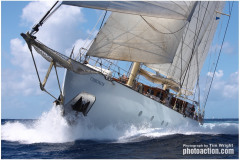 CHRONOS (NED)<br/>Klaus Roder Staysail Ketch 157′ 2013
