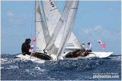 DRAGON 2 (USA)<br/>St Thomas Yacht Club