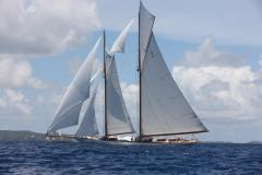 ELENA OF LONDON (IMN) - Herreshoff Gaff Schooner 136' 2009