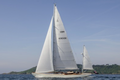 GWENHYFAR (UK)<br/>Sean McMillan Spirit yawl 63' 2018