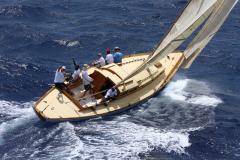 JANLEY (ANU) <br/>George Kettenburg sloop 46' 1946