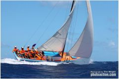 NEW MOON (ANU)<br/>Carriacou Sloop 32' 2010
