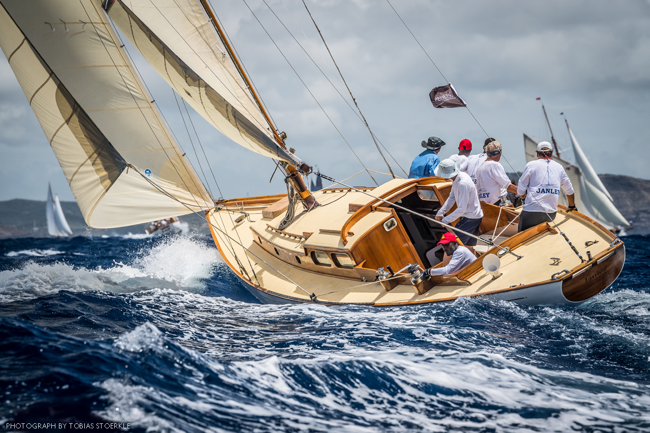 Antigua Classic Yacht Regatta – Honoring Age and Beauty